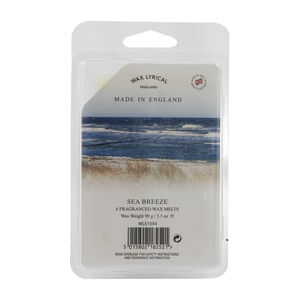 Sea Breeze Box of 6 Melts