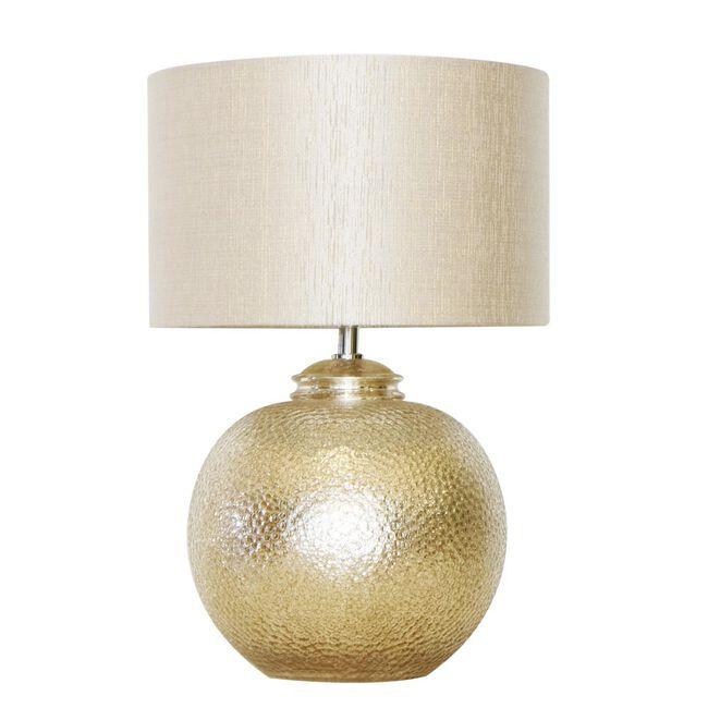 Mercury Globe Table Lamp