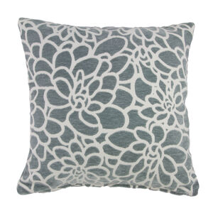Katie Floral Duck Egg Cushion