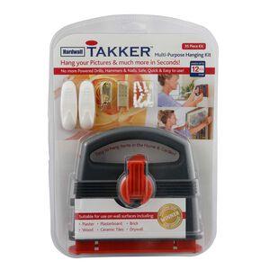 Takker No Nails Hardwall Picture Hanging