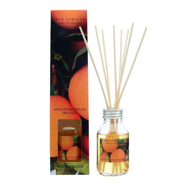 Mediterranean Orange 100ml Reed Diffuser