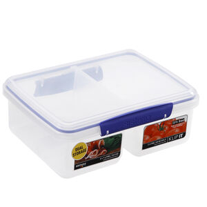 Klip It Airtight Split Container 2L