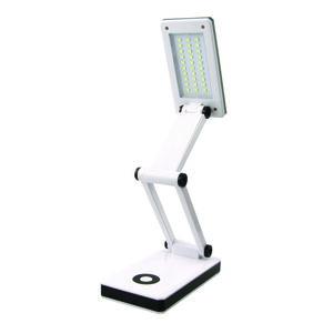 Gadgetpro White Foldable Book Light