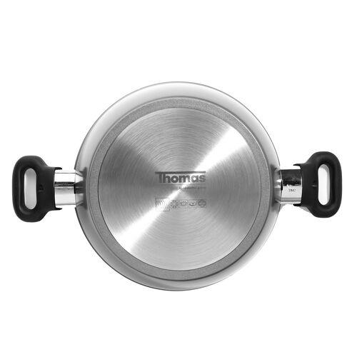 Thomas Titanium Casserole Pan w/ Lid - 24cm