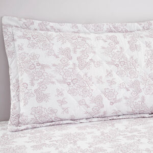 Millie Blush Pillowshams 50cm x 75cm