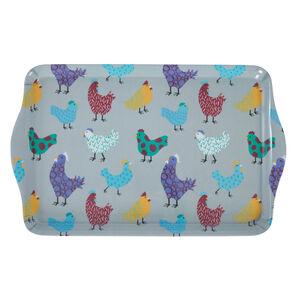 Happy Hens Tray
