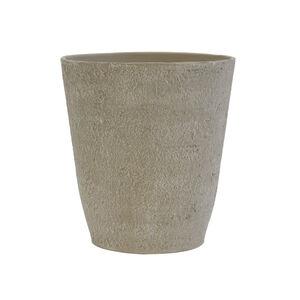 Aged Lite Sandy Stone Plant Pot