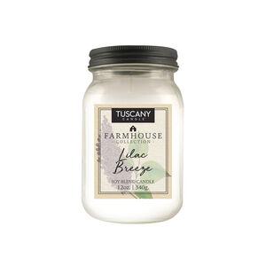 Tuscany Farmhouse 12oz Candle Lilac Breeze