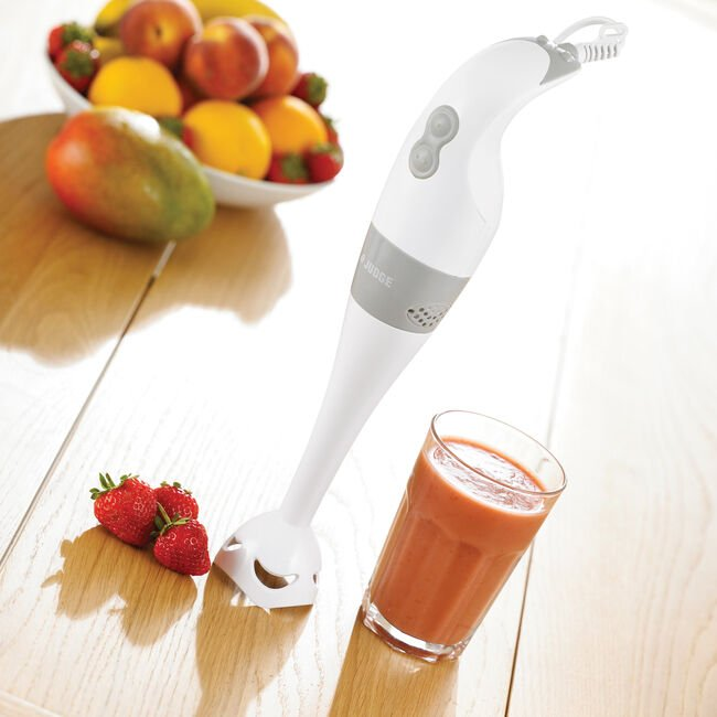 Judge Hand Blender White 200W