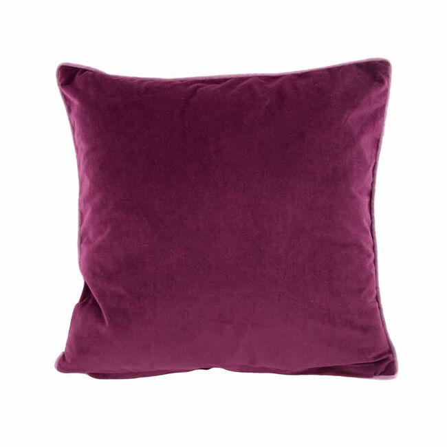 Naomi Cushion Purple 58cm x 58cm