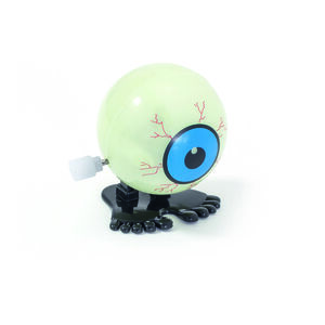 Halloween Wind Up Glow In The Dark Eye 5cm