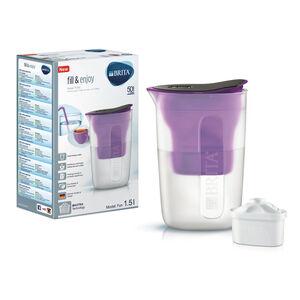 Brita Fun Water Jug - Purple