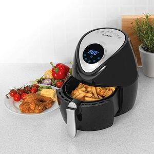 Salter Digital Air Fryer w/ Non-Stick Basket 4.5L