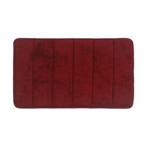 Memory Foam Bath Mat Red 40cm x 60cm