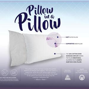 Pillow In A Pillow Pillow