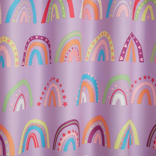 RAINBOW BLACKOUT 66x54 Curtain
