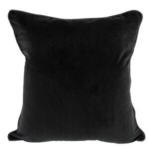 Naomi Cushion 58x58cm - Black