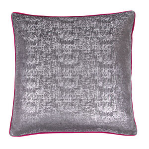 Elodie Cushion 58 x 58cm - Grey