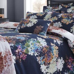 Jacinta Navy Cushion 30 x 50cm