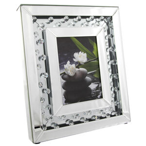 Cashel Living Teardrop Diamond Photo Frame