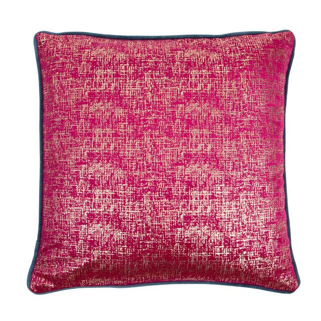 Elodie Cushion 58 x 58cm - Pink