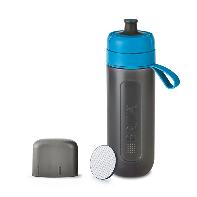 Brita Fill & Go Active Water Bottle - Blue