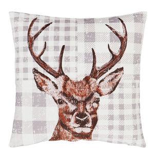 Stag Cushion 58cm x 58cm