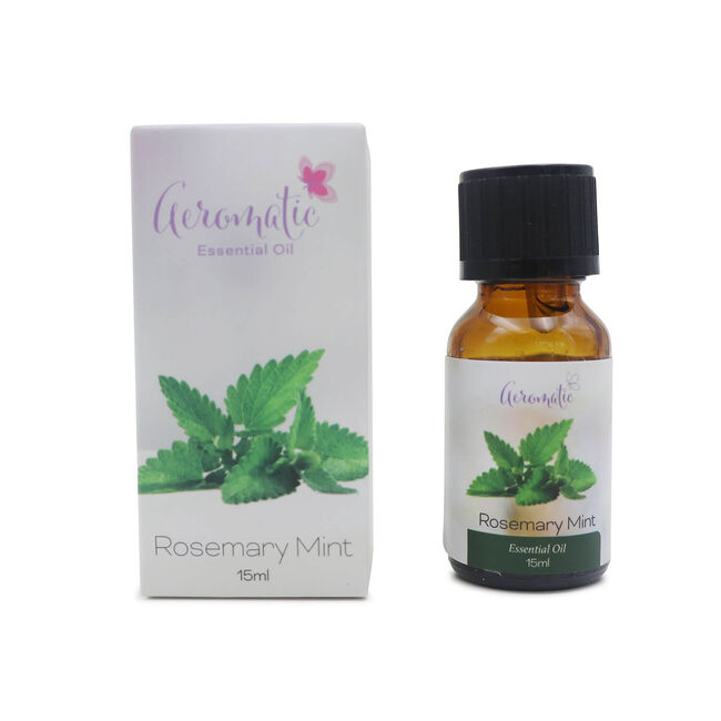 Aeromatic Rosemary Mint Essential Oils