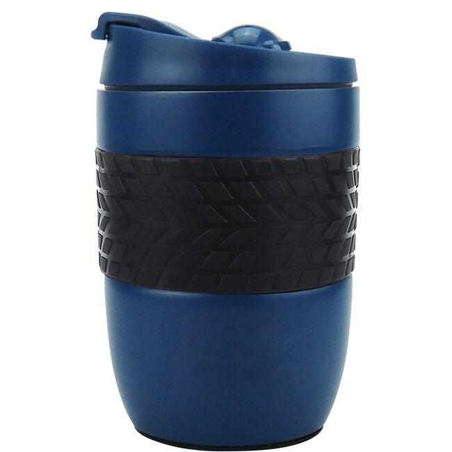 Body Go Navy Stainless Steel Travel Mug 260ml