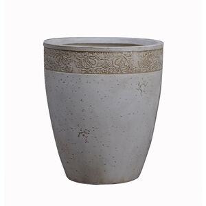Mayan Fibre Clay Plant Pot Medium