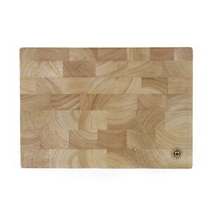 Rubberwood Endgrain Block