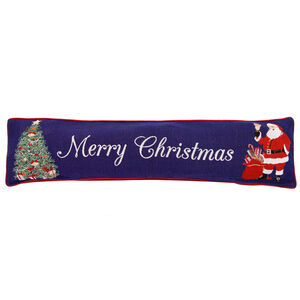 Merry Christmas Draught Excluder 22cm x 90cm