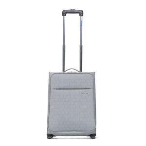 Cabin Size Grey Maze Lightweight Luggage