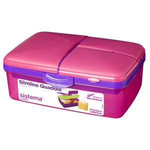 Sistema Klip It Slimline Quaddie Pink