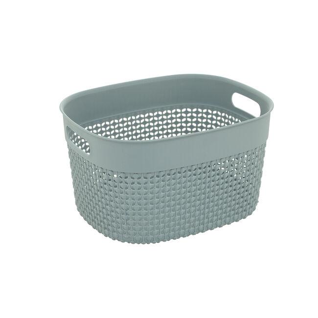 DOT Midnight Storage Basket 6L
