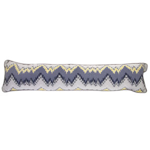 Zig Zag Draught Excluder 22cm x 90cm