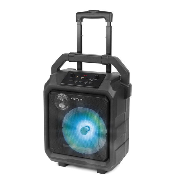 Intempo Bluetooth Tailgate Speaker with Mic input