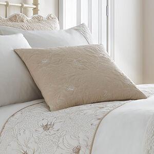 Matelassé Cushion 45x45cm - Gold
