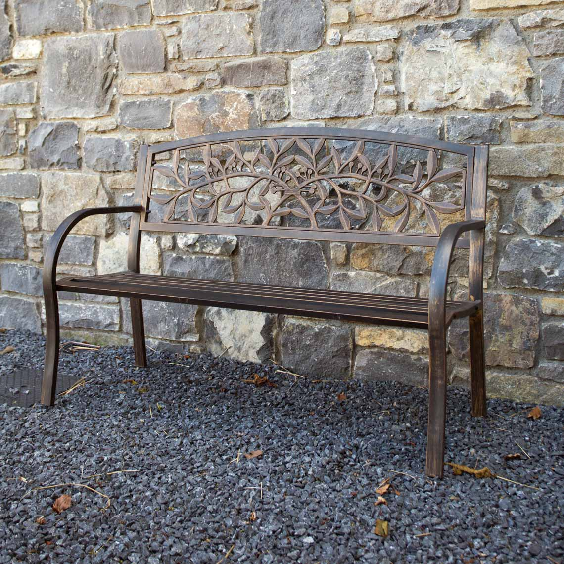 Caring for steel furniture