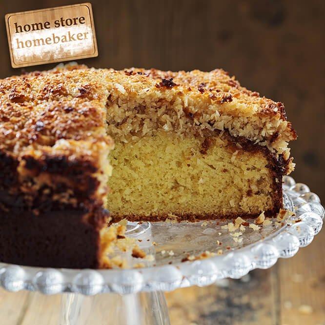 Danish Dream Cake