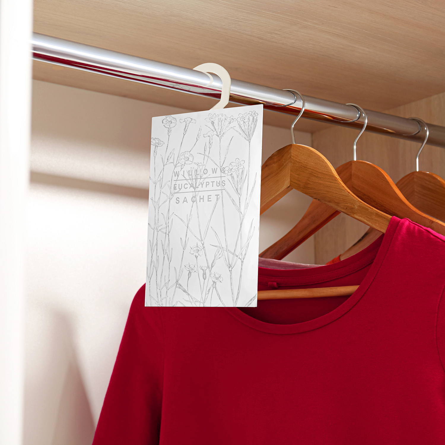 Willow & Eucalyptus Fragrance Sachet