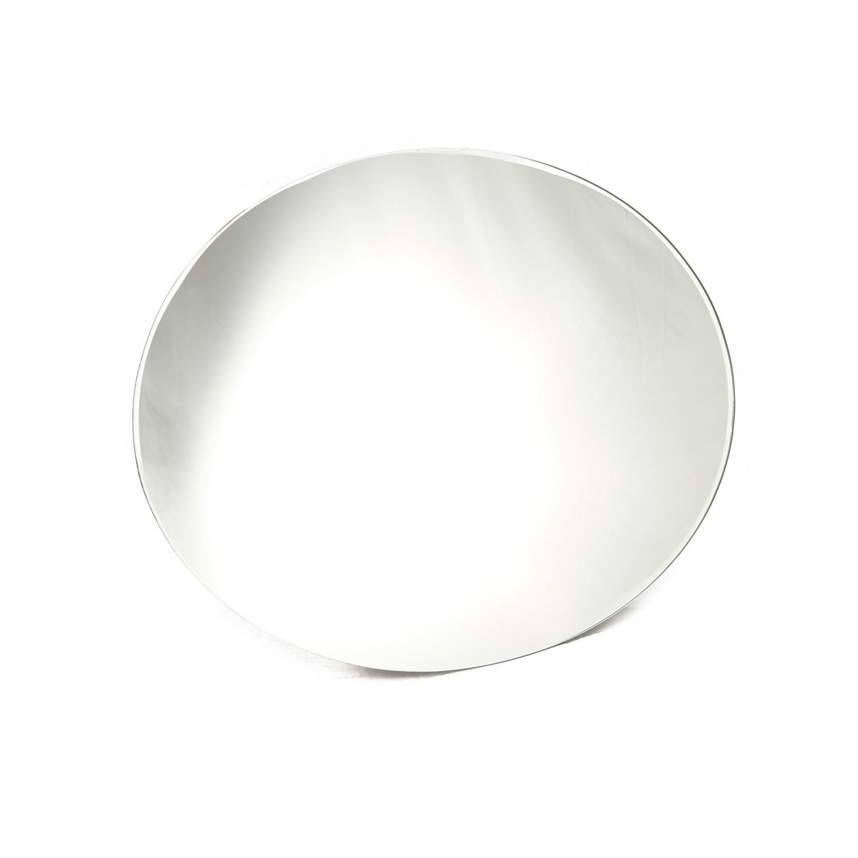 Tema bathroom mirror oval 60cm x 45cm home store more for Mirror 45 x 60