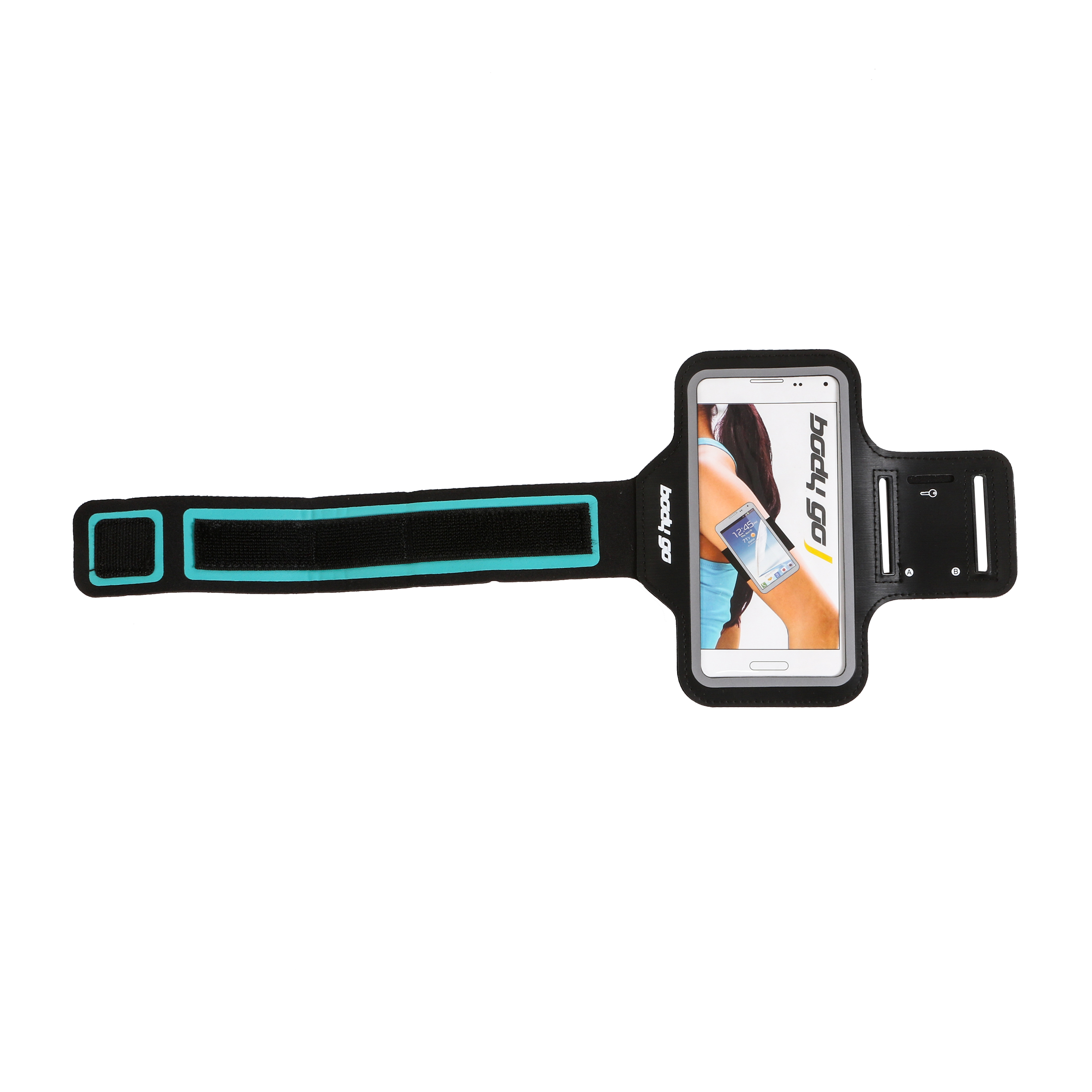 Body Go Sports Arm Band Phone Holder