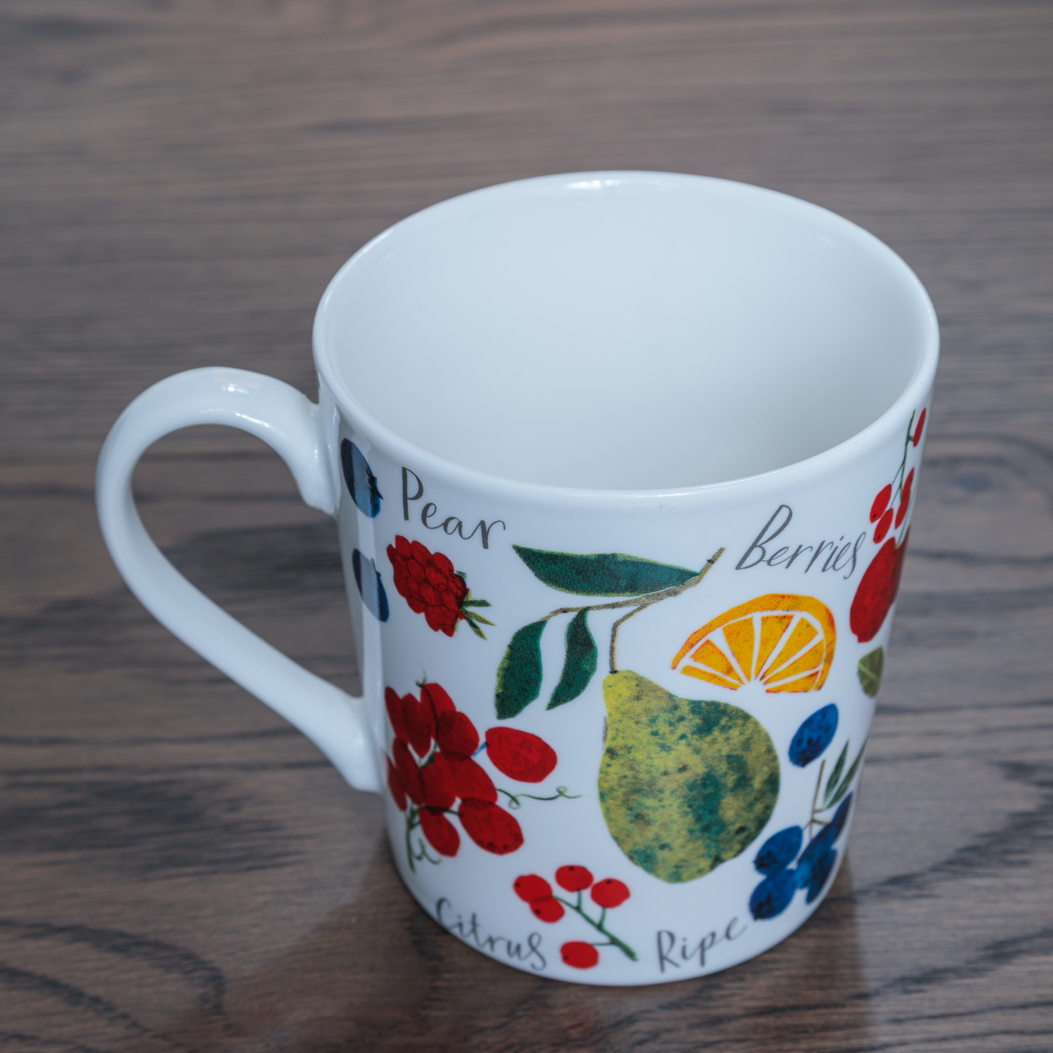 Farmer Market Fina China Mug