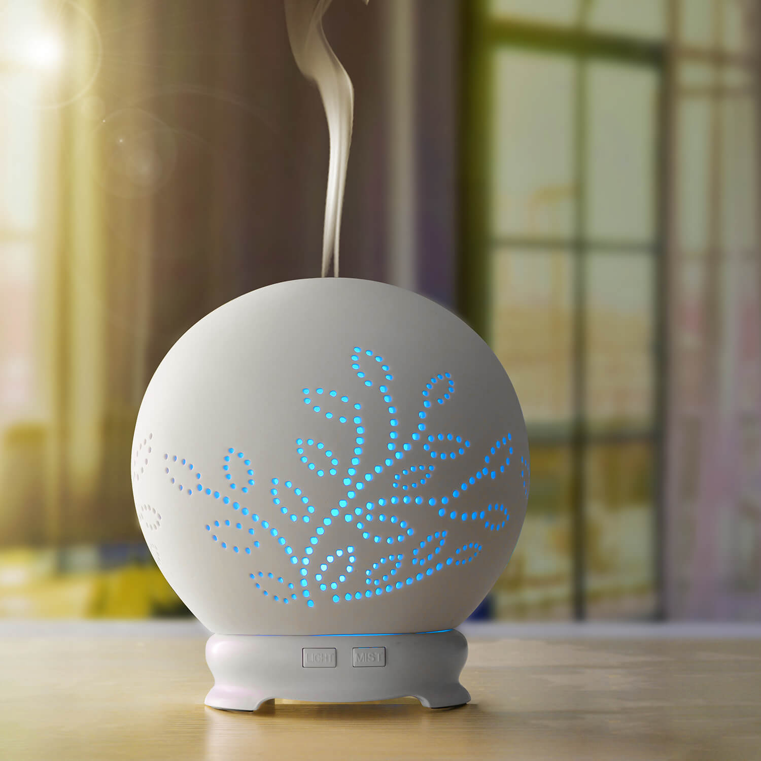 Aeromatic Ceramic Colour Changing Aroma Diffuser