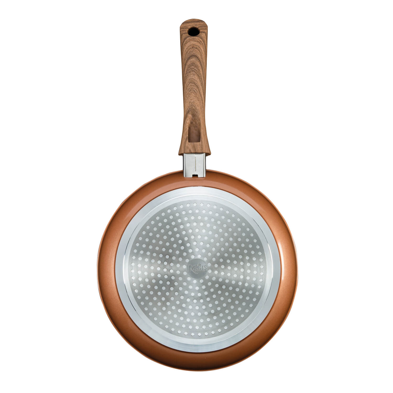 jml copper stone 24cm frying pan home store more. Black Bedroom Furniture Sets. Home Design Ideas