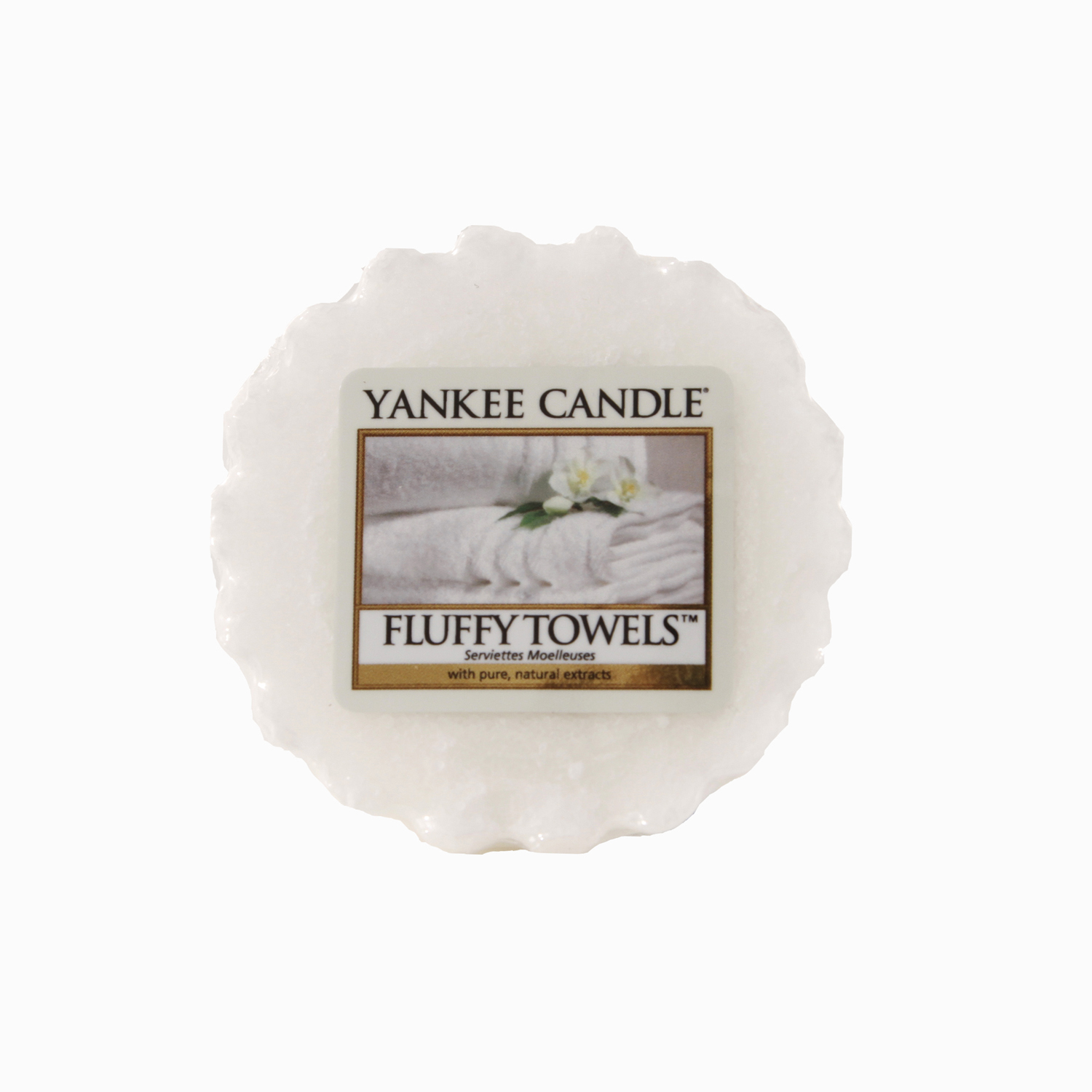 Yankee Candle Fluffy Towels Tart - Home Store + More