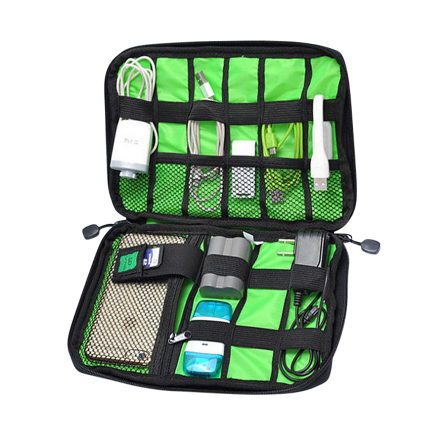 Travel Cable Organiser