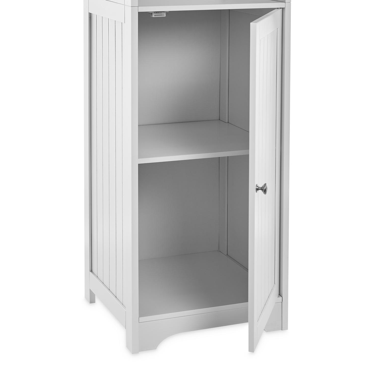 Porto Bathroom Tall Cabinet Home