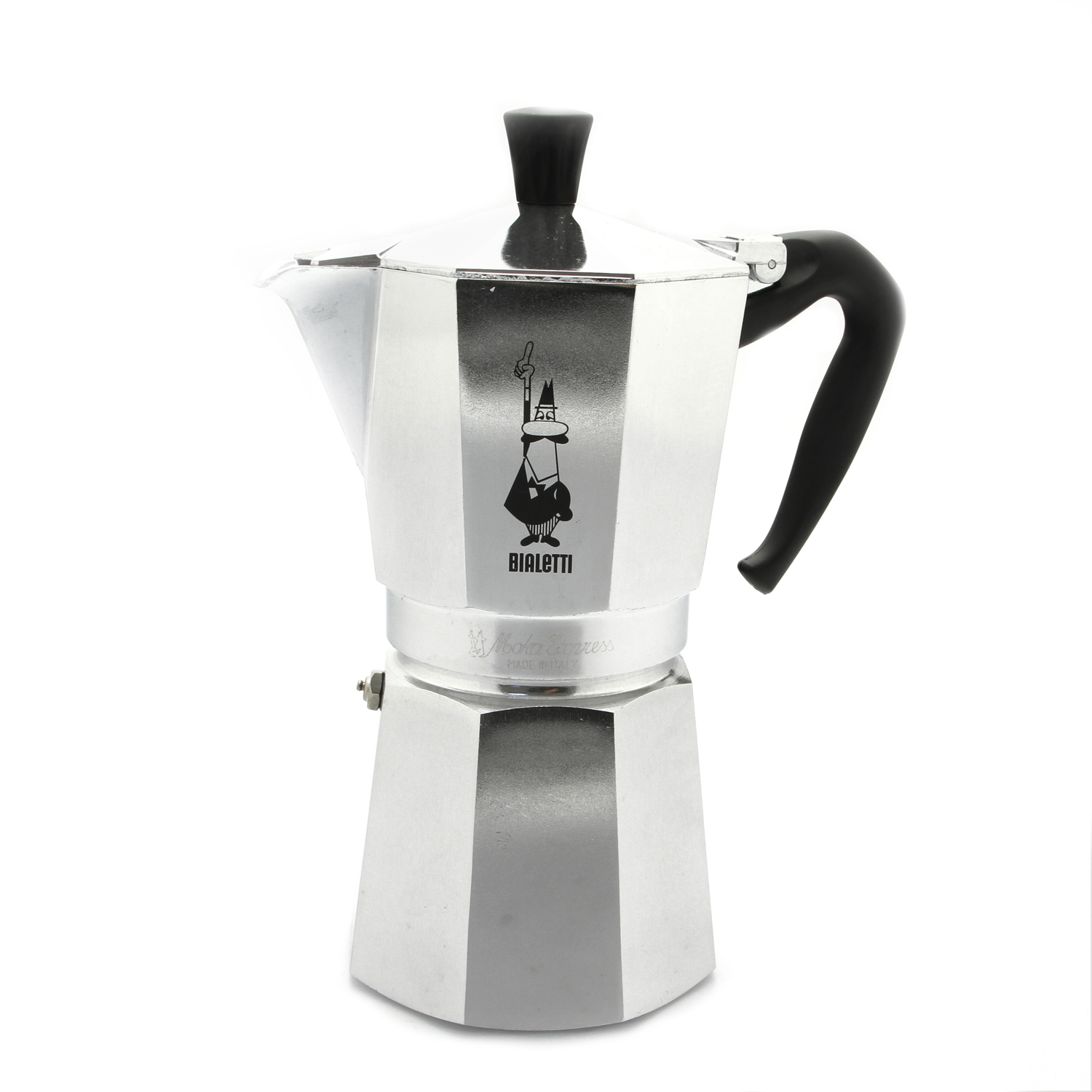 bialetti moka express 9 cup home store more. Black Bedroom Furniture Sets. Home Design Ideas